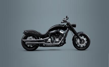 Dänemark - wenn auch nicht eines der teuersten Motorräder der Welt.