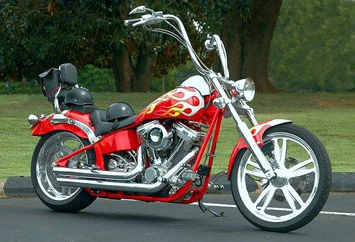 Dieses Bike gehört zwar nicht zu den teuersten Motorrädern der Welt, stammt aber auch aus einer kleinen custom-bike Schmiede.