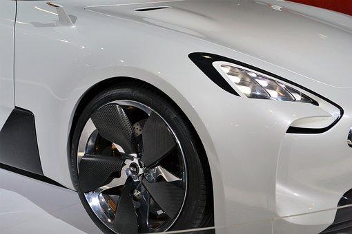 vier gründe, warum ein auto mit stylischen felgen cooler ist als ohne