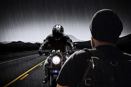 wasserdichte motorradkleidung