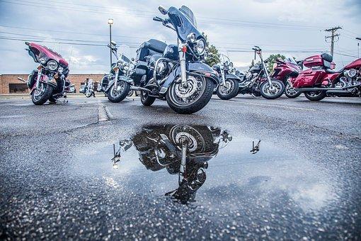 nasse füsse auf dem bike