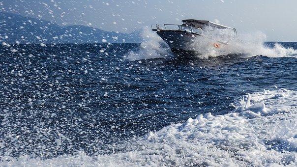 formel 1 speedboote