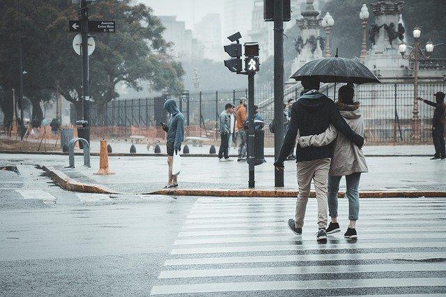 bremsen bei regen