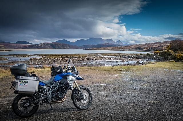 motorrad fernreise