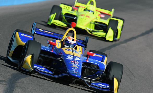 IndyCar Series - Rennautos