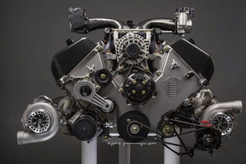 Koenigsegg Jesko Absolut kmh Rekord - Motor