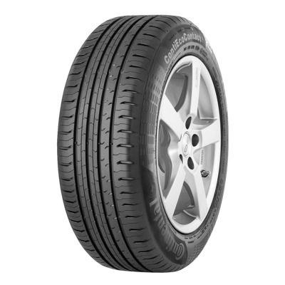 Welche Reifen-Elemente haben welche Funktion - Reifenansicht ContiEcoContact