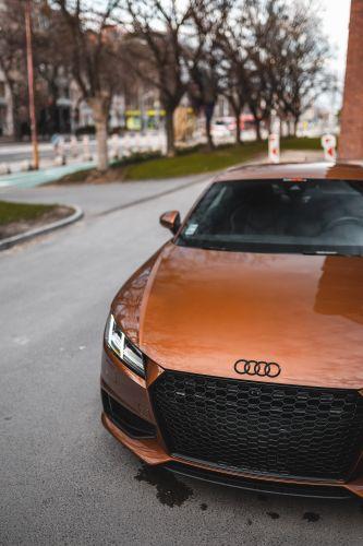 Audi TT Serienauto