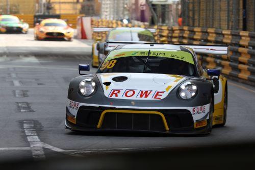 Welche Rennen gibt es mit Serienautos - Porsche 911 GT3R