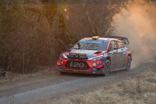 Welche Rennen gibt es mit Serienautos - Rallye