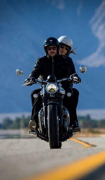 5 Motorräder für den gestandenen Mann - Triumph Bonneville Speedmaster