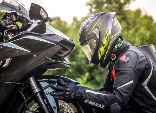 Ist ein Motorrad mieten die bessere Alternative - Biker persönlich mit Bike