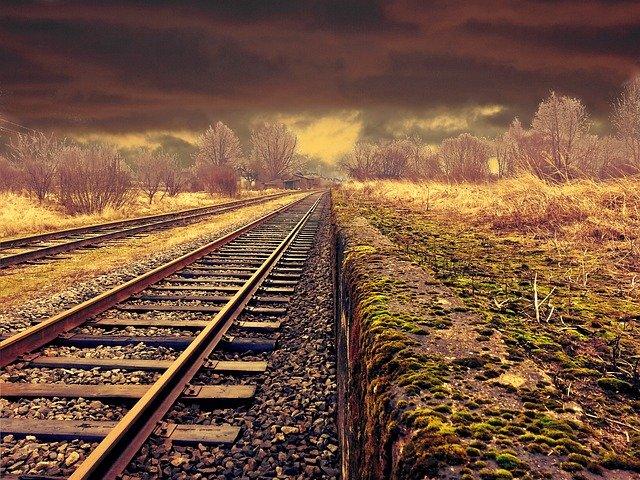 Das längste Autorennen der Welt - Eisenbahn