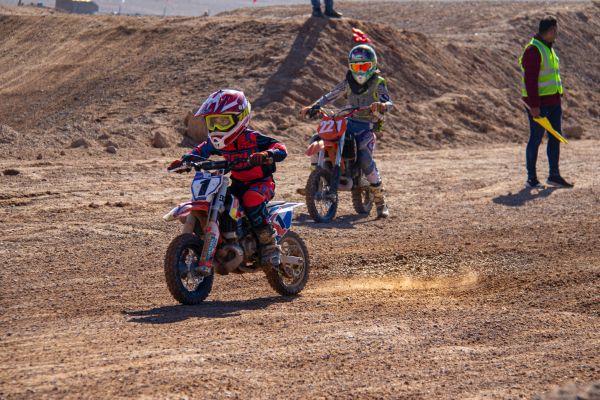 Ein Motorrad für Kinder - Gibt es denn sowas - Determiniert