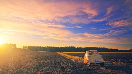 BMW beliebteste Modelle - BMW Isetta