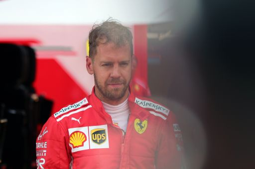 Der Formel 1 Verdienst von Vettel sind 32 Mio Franken