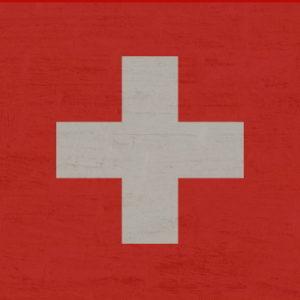 Die Schweizer Flagge müsste doch auch genügen