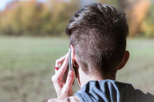 Können Sie bei einem Anruf sich überhaupt mit dem Gegenüber verständigen?